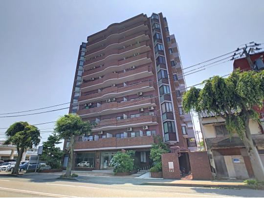 商業施設が多い中村町のマンションです!