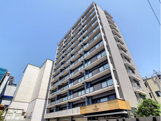 金沢駅徒歩圏内の築10年未満の分譲マンションです。