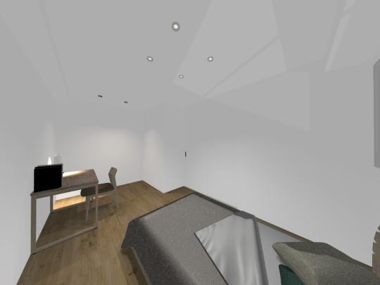 洋室 ※このパースはイメージで現況とは異なります。現況と異なる場合は現況を優先します。