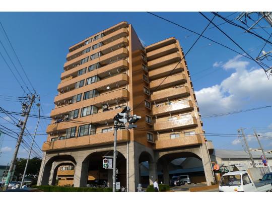 お買い物に便利な泉本町の分譲マンションです。