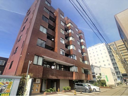 近江町市場、金沢エムザ、金沢駅、香林坊などアクセス良好!