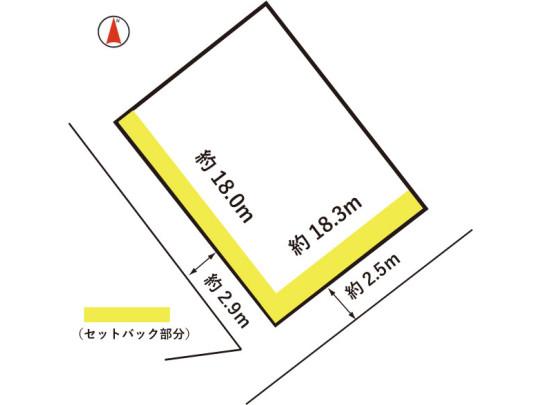 土地面積:356.51㎡(107.84坪)