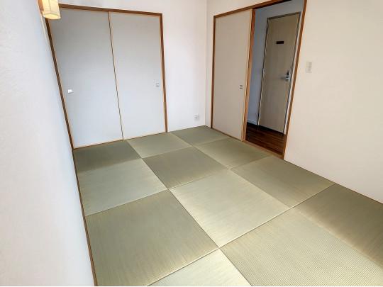 和室もあり、お子様の遊ぶスペースにもおすすめです