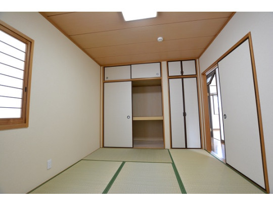 くつろげる畳の部屋です
