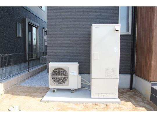 オール電化で月々の光熱費を削減します。