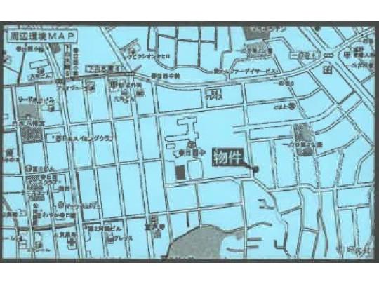 西鉄バス「一の谷六丁目」停まで徒歩3分の近さ。通学通勤に便利ですね^^