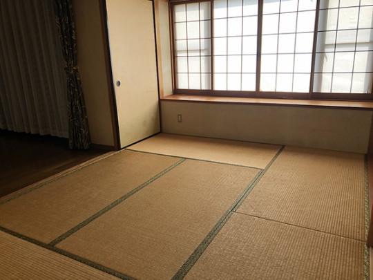 2WAYの和室は、来客時やお子様のプレイルームとしてもお使いいただけます♪
