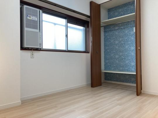 各居室に便利な収納スペースが設けられているのでお荷物の整理整頓もはかどりますね。