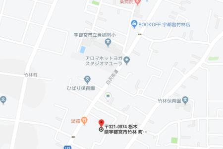 宇都宮市竹林町