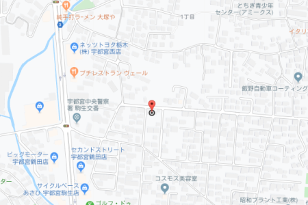 宇都宮市鶴田町